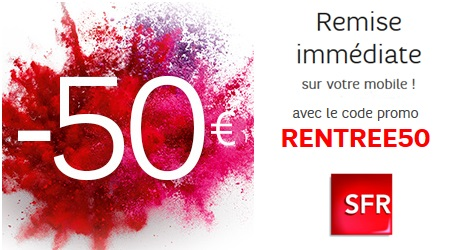 réduction SFR